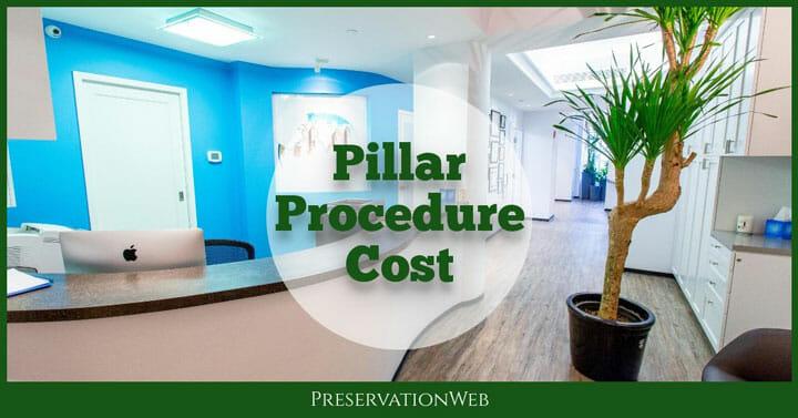 doctors office for pillar procedure